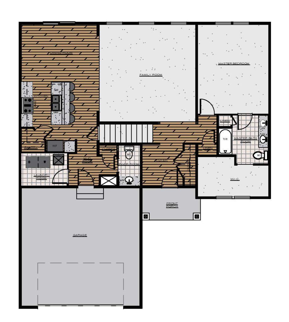 Belford Rendering Main Floor Website